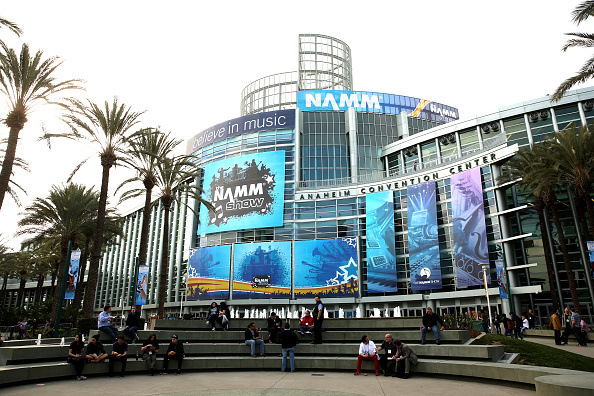 Anaheim Convention Center「Preview For 2016 NAMM Show And First Look At New Products To Debut At Show」:写真・画像(3)[壁紙.com]