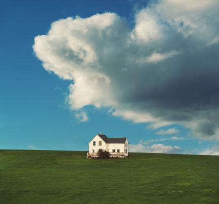 Agricultural Building「The Farm House」:スマホ壁紙(15)