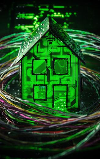 Mother Board「Home Circuitry」:スマホ壁紙(19)