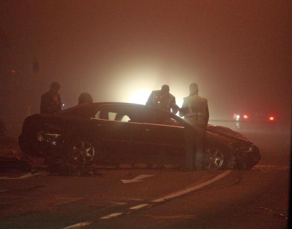 Traffic Accident「Austrian Far-Right Leader Joerg Haider Dies In Car Accident」:写真・画像(2)[壁紙.com]