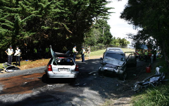 Traffic Accident「Four People Killed In Auckland Car Crash」:写真・画像(14)[壁紙.com]