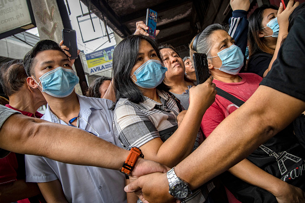 Fear「China's Wuhan Coronavirus Spreads To The Philippines」:写真・画像(1)[壁紙.com]