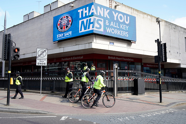Birmingham - England「UK On Lockdown Due To Coronavirus Pandemic」:写真・画像(8)[壁紙.com]
