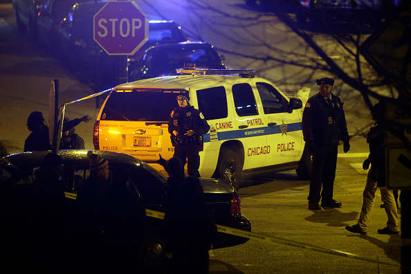 Gunman「Shooting At Chicago's Mercy Hospital」:写真・画像(3)[壁紙.com]