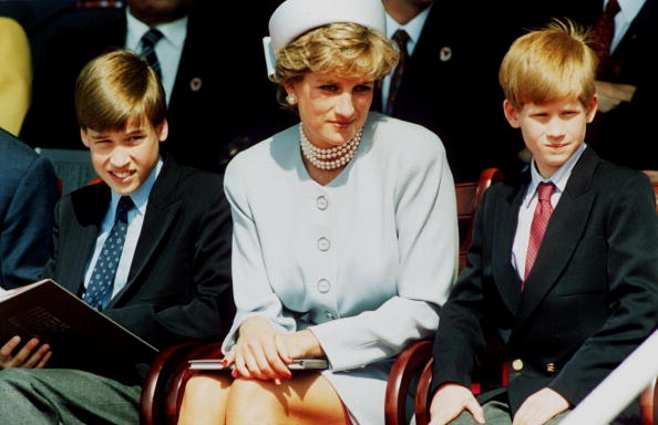 Prince Harry「Anwar Hussein Archive Collection」:写真・画像(7)[壁紙.com]