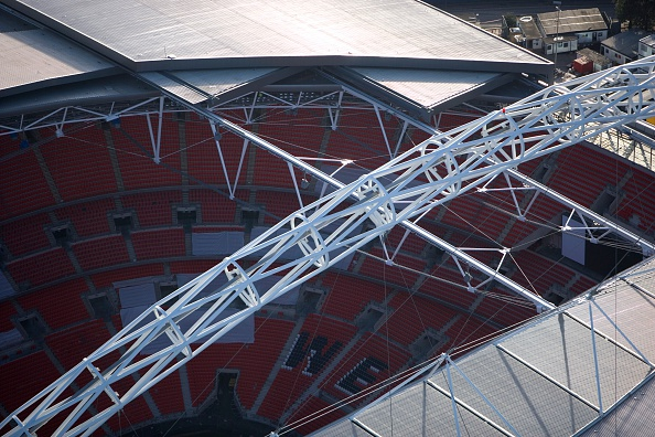 Arch - Architectural Feature「Wembley Stadium, London, 2006」:写真・画像(17)[壁紙.com]