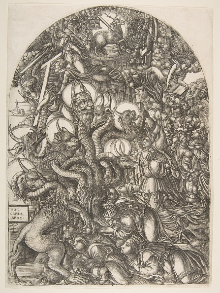 Horned「The Beast With Seven Heads And Ten Horns」:写真・画像(10)[壁紙.com]