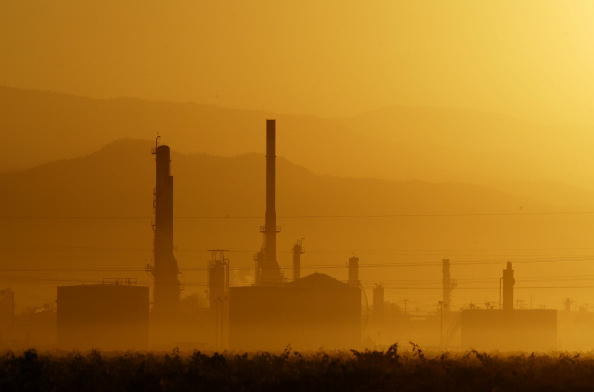 Air Pollution「Bread and Oil: California's Central Valley」:写真・画像(15)[壁紙.com]