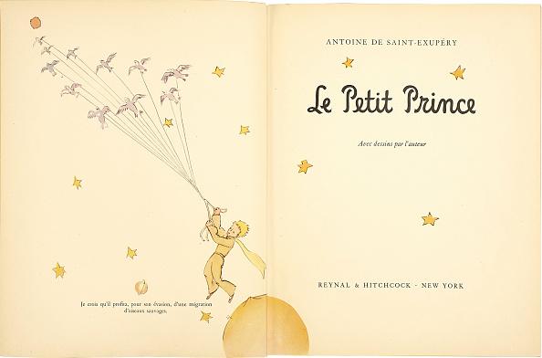 Illustration Technique「The Little Prince (Le Petit Prince)」:写真・画像(7)[壁紙.com]