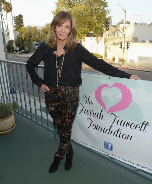 Jaclyn Smith「Farrah Fawcett 5th Anniversary Reception」:写真・画像(7)[壁紙.com]