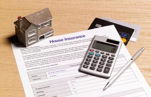 Insurance「House insurance paperwork」:スマホ壁紙(9)