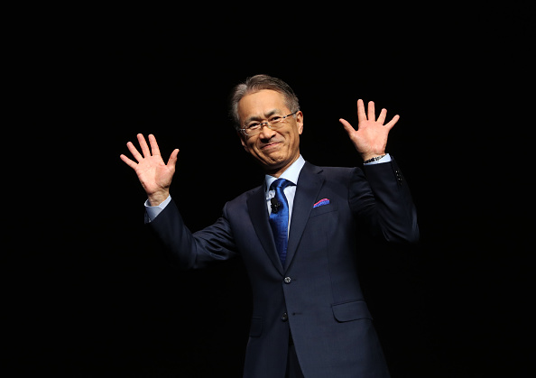 Sony「2019 Consumer Electronics Show Highlights New Products And Technology」:写真・画像(17)[壁紙.com]