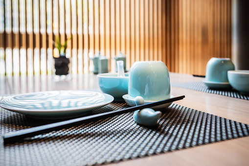 Chinese Culture「Chinese Traditional Table Setting」:スマホ壁紙(10)