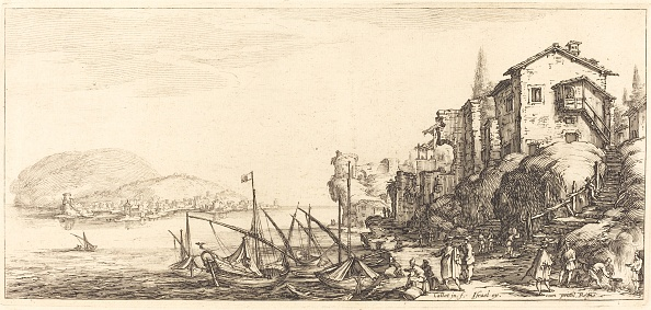 Mediterranean Sea「The Small Port」:写真・画像(13)[壁紙.com]