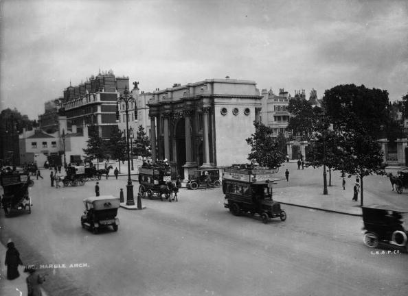 Central London「Marble Arch」:写真・画像(2)[壁紙.com]