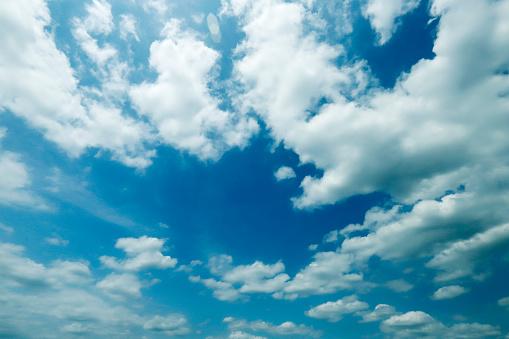 Meteorology「Cloudy Sky」:スマホ壁紙(14)