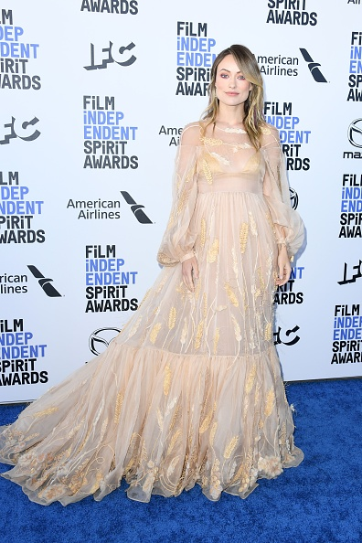 Chiffon「2020 Film Independent Spirit Awards  - Arrivals」:写真・画像(1)[壁紙.com]