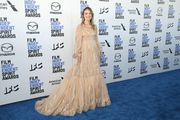 Chiffon「2020 Film Independent Spirit Awards  - Arrivals」:写真・画像(8)[壁紙.com]