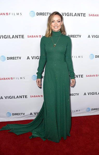 "Green Color「Premiere Of Saban Films And DirecTV's ""A Vigilante"" - Arrivals」:写真・画像(11)[壁紙.com]"