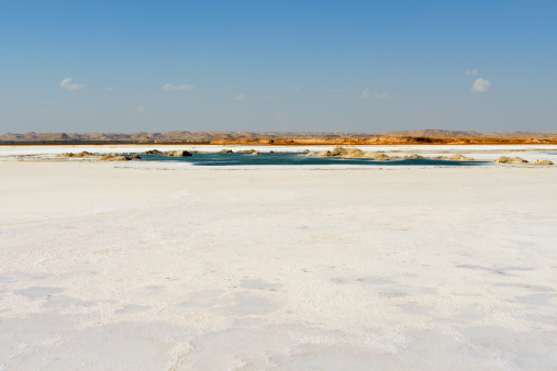 El Siwa「Salt Lake」:スマホ壁紙(7)