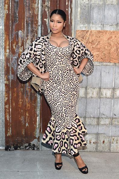 Leopard Print「Givenchy - Arrivals - Spring 2016 New York Fashion Week」:写真・画像(0)[壁紙.com]