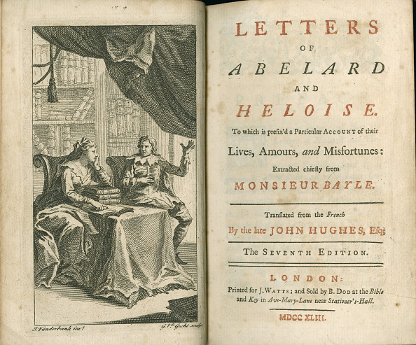 Etching「Letters of Abelard and Heloise, 1743」:写真・画像(10)[壁紙.com]