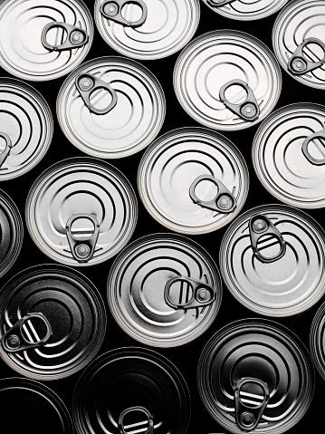 Steel「Tin Can Background」:スマホ壁紙(12)