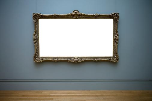 Entertainment Event「Empty frame on wall」:スマホ壁紙(9)