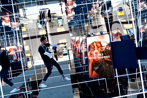 Tradeshow「Latest Consumer Technology Products On Display At Annual CES In Las Vegas」:写真・画像(18)[壁紙.com]