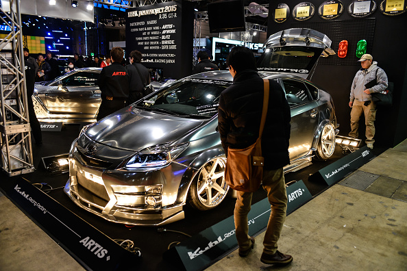 Tokyo Auto Salon「Tokyo Auto Salon 2015」:写真・画像(8)[壁紙.com]