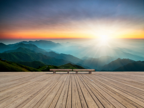 Mountain Peak「sunrise」:スマホ壁紙(5)