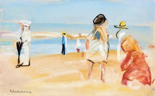 Painting - Activity「Figures On The Beach」:写真・画像(14)[壁紙.com]