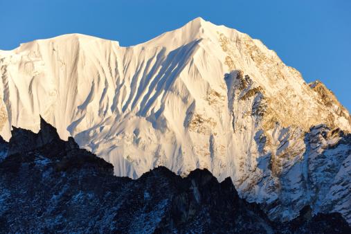 Khumbu「Cho Oyu. Everest Circuit. Nepal motives.」:スマホ壁紙(8)