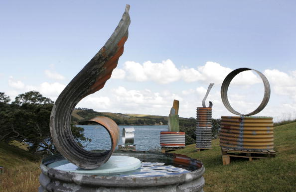 Bay of Water「Sculptures On The Gulf」:写真・画像(4)[壁紙.com]