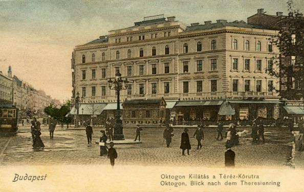 1900-1909「Oktogon, Budapest」:写真・画像(12)[壁紙.com]