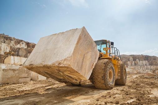 Marble - Rock「Large Marble Quarry」:スマホ壁紙(7)