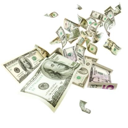 American One Hundred Dollar Bill「US Currency」:スマホ壁紙(1)