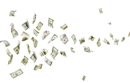 American One Hundred Dollar Bill「US Currency」:スマホ壁紙(3)