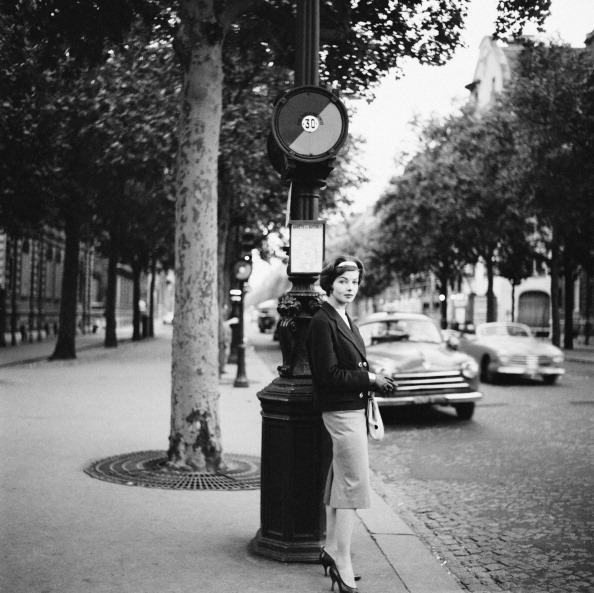 Street「Parisian Lady」:写真・画像(18)[壁紙.com]