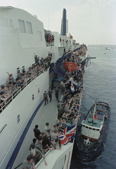 Passenger Craft「Falklands War」:写真・画像(2)[壁紙.com]