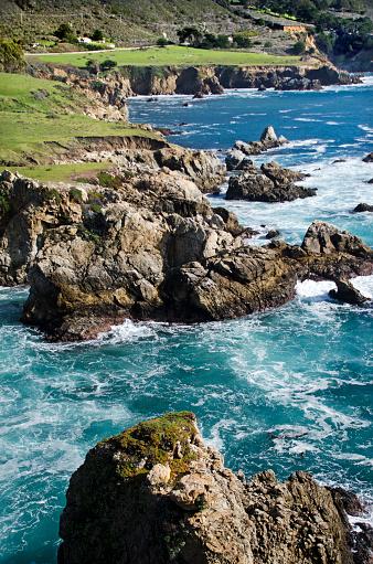 California State Route 1「Rugged Big  Sur Coast」:スマホ壁紙(9)