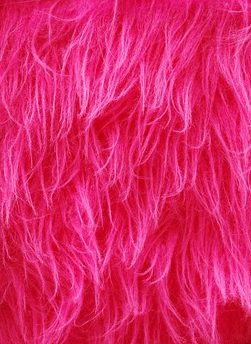 Animal Hair「Pink fur」:スマホ壁紙(7)