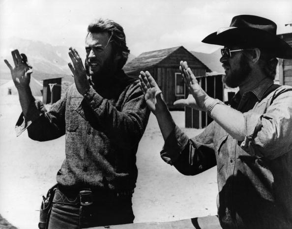 Filming「Clint Eastwood」:写真・画像(8)[壁紙.com]