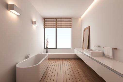 Bathtub「Modern Bathroom」:スマホ壁紙(4)