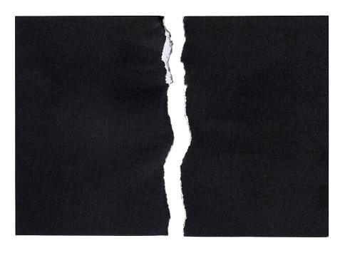 Torn「Ragged BlackPaper」:スマホ壁紙(19)