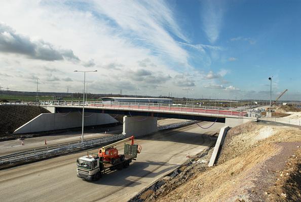 Bridge - Built Structure「Junction upgrade of A2 near Bean, Kent, UK」:写真・画像(12)[壁紙.com]
