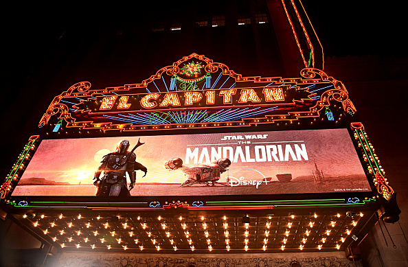"The Mandalorian - TV Show「Premiere And Q & A For ""The Mandalorian""」:写真・画像(7)[壁紙.com]"