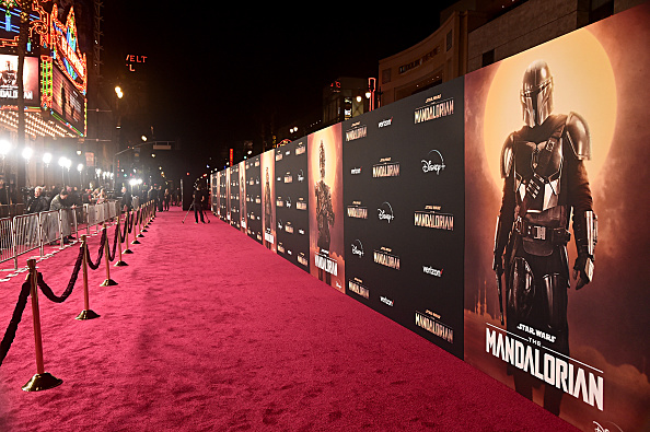 "The Mandalorian - TV Show「Premiere And Q & A For ""The Mandalorian""」:写真・画像(15)[壁紙.com]"