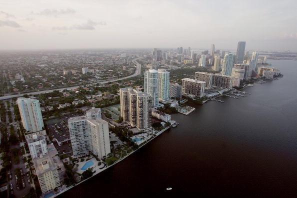 Miami「Miami Area Experiences Construction Boom」:写真・画像(1)[壁紙.com]