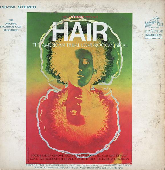Music「Orignal Broadway Cast Recording Of 'Hair'」:写真・画像(16)[壁紙.com]